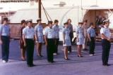 Mid 70's - CGRU Miami IV reserve unit inspection on drill weekend