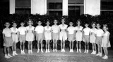 1948 - the 2nd grade class at South Miami Elementary