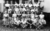 1953 - Mrs. Mullins 7th grade class at Ponce de Leon Junior High School, Coral Gables