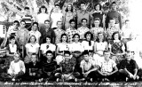 1953 - Mr. Hartman's 7th grade homeroom class at Ponce de Leon Junior High in Coral Gables