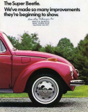 1971 - VW Super Beetle booklet from Leon Ray Volkswagen, 8700 NW 7th Avenue, Miami