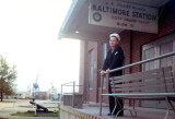 1966 - Don at Coast Guard Group Baltimore