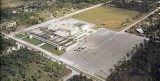 1968 - Aerial photo of Miami Killian Senior High School, 10655 SW 97 Avenue, Miami