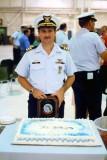 1989 - CDR Peter S. Heins - Change of Command Ceremony
