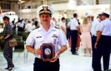 1989 - CDR Peter S. Heins Change of Command Ceremony