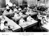 1957/58 - Mrs. Eleanore Irvin's 2nd grade class at Citrus Grove Elementary School, Miami