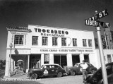 1950's - the Trocodero Restaurant at Liberty Avenue and 23rd Street, Miami Beach