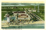 1920's - Carl Fisher's Casino on Miami Beach