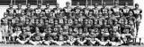 1952, 53 or 54 - Miami Edison High School football team