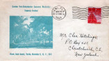 1947 - Crandon Park and Rickenbacker Causeway dedication - Tequesta Festival - first day cover