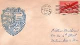 1949 - 17th annual Miami All American Air Maneuvers postal cachet