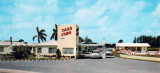 1950's - the Casa Loma Motel at 21110 Biscayne Boulevard