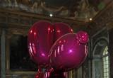 JEFF KOONS Balloon Dog (magenta)
