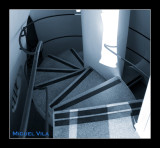Stairs to roof, Casa Batlló