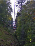 UP ON THE CHAIRLIFT