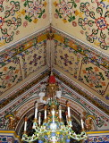 CEILING OF MINIATURE CHAPEL