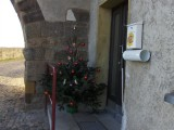 Breisach Christmas Doorway