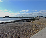 VIEW TO THE PIER . 1