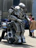 TITAN THE GIANT ROBOT . 2