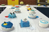 THE CAKE COMPETITION
