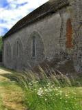 CHURCH NORTH WALL