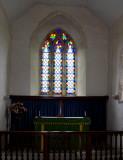 CHURCH ALTAR WINDOW