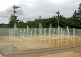 FOUNTAINS AT THE FORUM