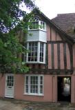 TIMBER FRAMED HOUSE