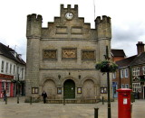 A THE OLD TOWN HALL   597
