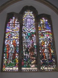 WINDOW DEDICATED IN 1922