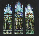 LATE 19TH CENTURY WINDOW . 1
