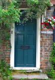 DOOR & MILK BOTTLES