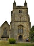 ST MARY MAGDALENE CHURCH . 1
