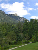 LINDERHOF  PARK & SURROUNDINGS