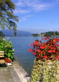 LAKE TEGERNSEE VIEW
