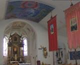 THE CHURCH NAVE & CHANCEL