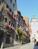GEORGENGASSE & WHITE TOWER