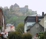 CASTLE ABOVE THE TOWN