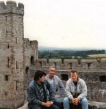 Derek, Stuart & Pud 1988