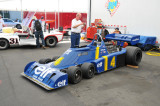 1976 Tyrrell P34 with Ford Cosworth V8, Formula One