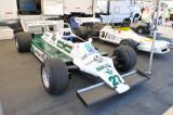 1981 Williams Ford, Formula One
