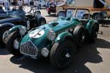 1950 Allard J-2 Le Mans car