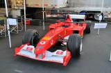 2002 Ferrari Formula One championship-winning car