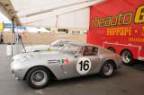 1959 or early 1960s Ferrari 250 GT Berlinetta Passo Corto
