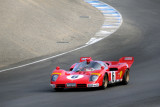 1970 Ferrari driven by John Giordano