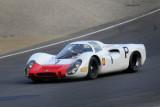 1968 Porsche 908K driven by Brad Hook