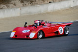1972 Lola T-280 driven by former Indy 500 champion Bobby Rahal, who eventually finished second