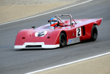 1971 Chevron B19 driven by Jonathan Feiber