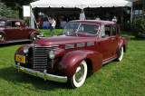 1938 Cadillac Sixty Special Sedan