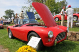 1956 AC Ace Roadster ... the AC Ace was the precursor of Carroll Shelby's AC Cobra